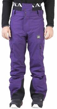 Picture Mens Object Ski/Snowboard Pants, L Dark Purple