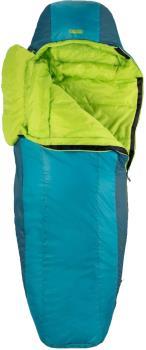 Nemo Tempo 20F/-7C LH Zip Synthetic Sleeping Bag, Regular Spring Bud