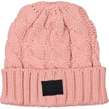 Mons Royale Adult Unisex Rope Tow Beanie, One Size Rosewater