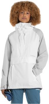 Armada Saint Insulated Women's Ski/Snowboard Jacket, S White/Steel
