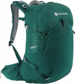 Montane Womens Azote 24 Mountain Day Backpack, 24 L Wakame Green