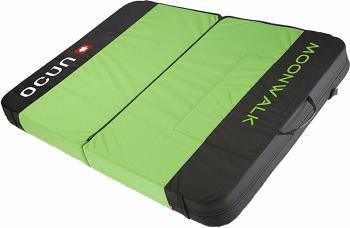 Ocun Paddy Moonwalk Bouldering Crash Pad, 100×132   200×66cm Green