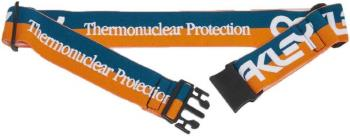 Oakley TNP Factory Ski/Snowboard Belt, One Size Orange/Blue