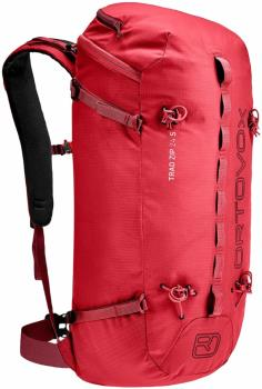 Ortovox Trad 24 S Climbing & Mountaineering Pack, 24L Hot Coral