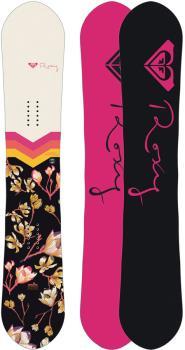 Roxy Torah Bright C2x B Grade Women's Hybrid Camber Snowboard, 149cm