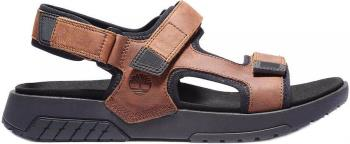Timberland Anchor Watch Backstrap Men's Sandal, UK 7.5 Medium Brown