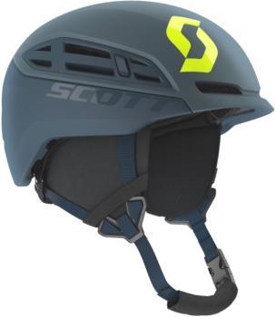 Scott Couloir Mountain Ski/Snowboard Helmet, M Grey/Ultralime