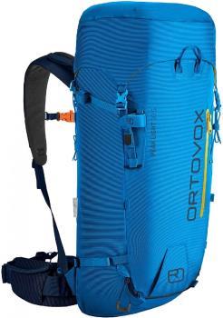 Ortovox Womens Peak Light 30 S Short Climbing & Mountaineering Pack, 30l Safety Blue