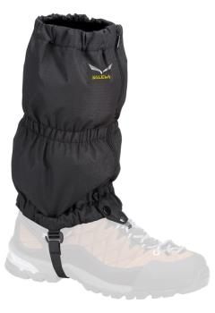 Salewa Hiking Boot Gaiter, L Black