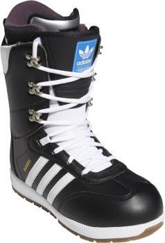 Adidas Samba ADV Snowboard Boots, UK 10.5 Black/White 2022
