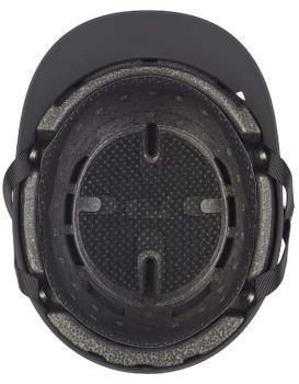 Sandbox Classic 2.0 Comfort Breathable Helmet Liner, L Black
