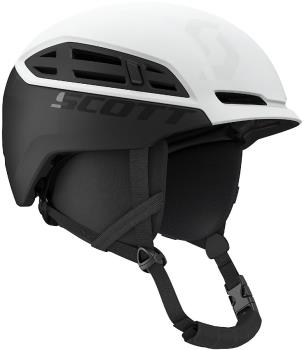 Scott Couloir Mountain Ski/Snowboard Helmet, M Black/White