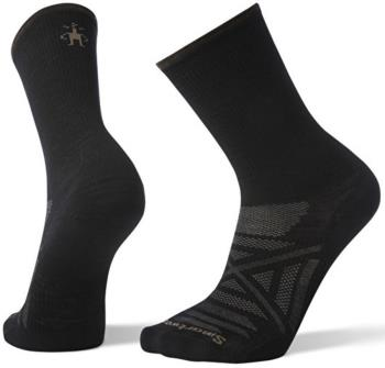 Smartwool PhD Outdoor Ultra Light Crew Hiking Socks, XL Black