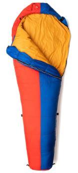 Snugpak Softie Expansion 2 LH Zip Backpacking Sleeping Bag, Regular