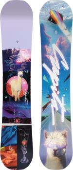 Capita Space Metal Fantasy Women's Snowboard, 145cm 2022
