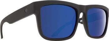 SPY Discord HD Plus Bronze Polar/Blue Mirror Sunglasses, M/L Black