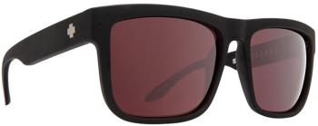 SPY Discord HD Plus Rose Polar/Silver Mirror Sunglasses, M/L Black