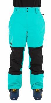 Planks Adult Unisex Feel Good Ski/Snowboard Pants, S Teal