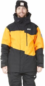 Picture Styler Ski/Snowboard Jacket, S Yellow/Black