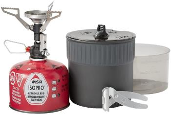 MSR Pocket Rocket Deluxe Stove Kit Camping Stove & Cookware