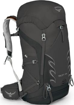 Osprey Talon 44 S/M Multi-activity Backpack, Black