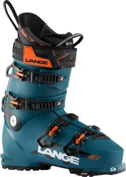 Lange XT3 130 Ski Boots, 28/28.5 Storm Blue 2021