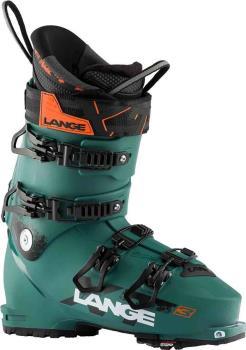 Lange XT3 120 Ski Boots, 26/26.5 Forest Green