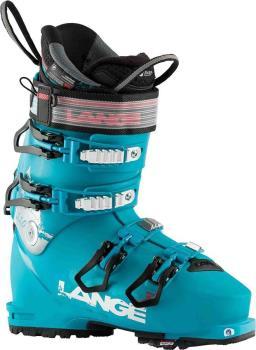 Lange XT3 90 W Women's Ski Boots, 24/24.5 Dark Green