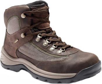 Timberland Plymouth Trail Mid Gore-Tex Hiking Boot, UK 7 Dark Brown