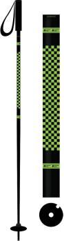 Armada Adult Unisex Triad Pair Of Ski Poles, 125cm Green