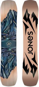 Jones Twin Sister Women's Hybrid Camber Snowboard 152cm 2022