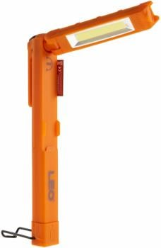 Nebo Leo Torch High Power Pocket Light, 220lm Orange