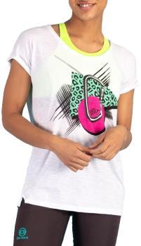 3rd Rock Womens Womens Biner There T-Shirt Organic Cotton Tee, S White