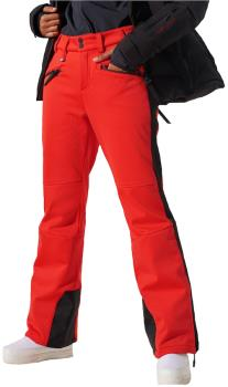 Superdry Nu Slalom Slim Women's Ski/Snowboard Pants UK 10 Apple Red
