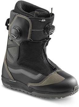 Vans Verse Boa Custom Focus Snowboard Boots, UK 9.5 Bryan Iguchi 2021