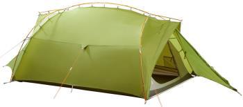 Vaude Mark L 3 Lightweight Backpacking Tent, 3 Man Avocado