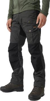 Fjallraven Vidda Pro Men's Hiking Trousers, 46 Dark Grey