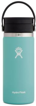 Hydro Flask 16oz Wide Mouth Flex Sip Lid Coffee Flask, Alpine