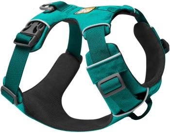 Ruffwear Front Range Harness Padded Dog Harness, M Aurora Teal