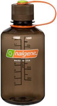 Nalgene Narrow Mouth Tritan Water Bottle, 16oz Woodsman