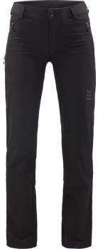 Haglofs Morän Women's Softshell Hike/Walk/Climb Pants, UK 14 Black