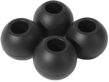 Helinox Ball Feet Camp Chair Accessory, 45mm Black