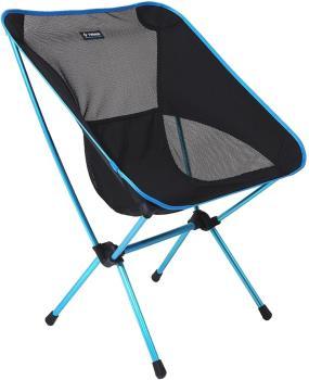 Helinox Chair One XL Lightweight Compact Camp Chair, Black