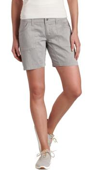 Kuhl Cabo Women's Hiking Shorts, UK 12 Ash