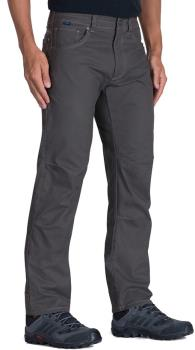 Kuhl Free Rydr Regular 4 Season Trousers, 34/32 Forged Iron