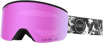 Giro Womens Ella Sun Print, Vivid Pink Women's Ski/Snowboard Goggles, M