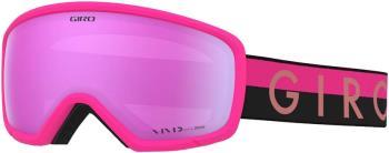 Giro Ringo Vivid Pink Ski/Snowboard Goggles M Black/Pink ThrowBack