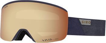 Giro Adult Unisex Axis Midnight Peak, Vivid Copper Ski/Snowboard Goggles, M