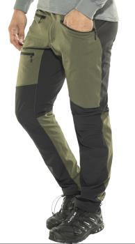 Haglofs Rugged Flex Pant Hiking Trousers, S Deep Woods/True Black