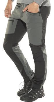 Haglofs Rugged Flex Pant Regular Hiking Trousers, S Magnetite